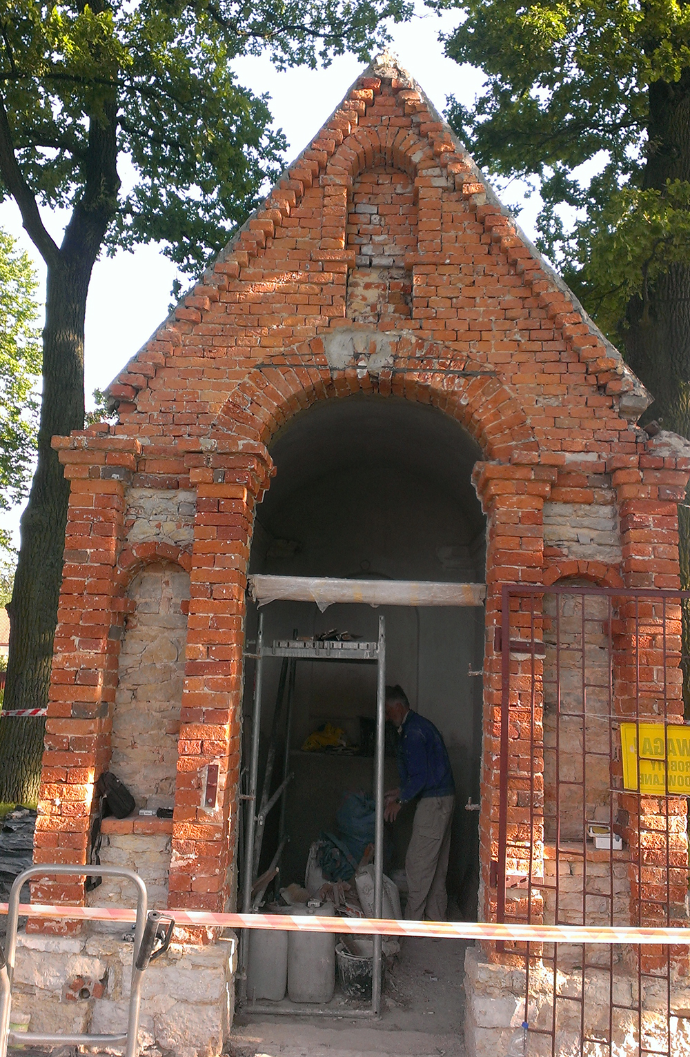Kaplica Przemienienia Pańskiego na Rynku w Alwerni